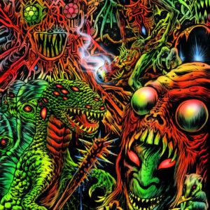 Alien Punks