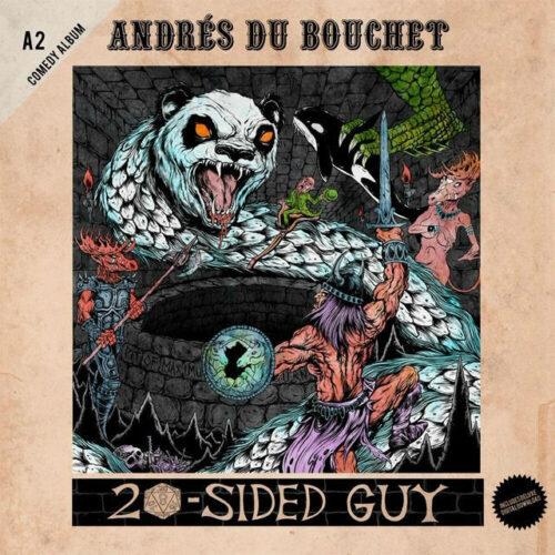 Andres Du Bouchet Album Cover
