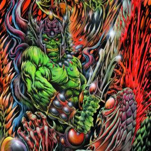 Barbarian Psycho Rage