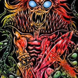 Blood Freak Slasher