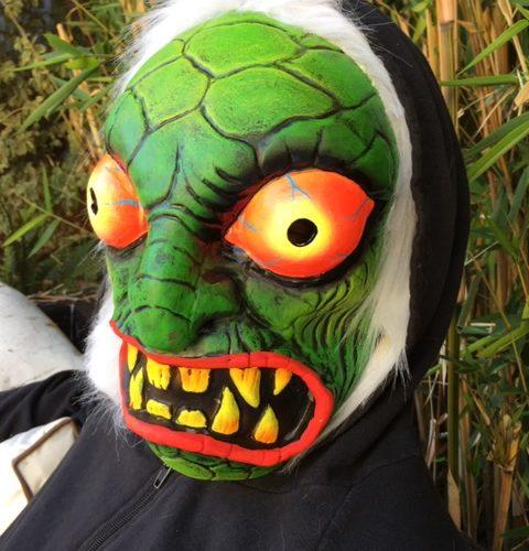 Bog Witch Mask