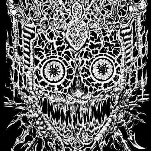 Bone Screaming Head