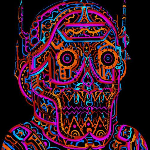 Computer God Head