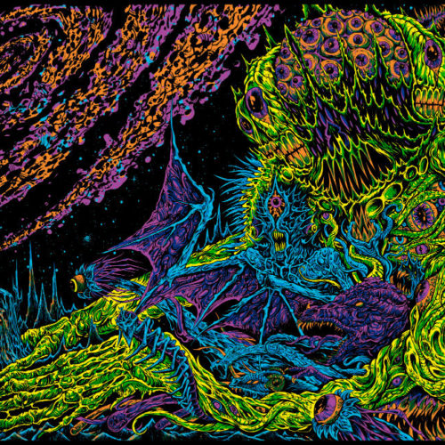 Cosmic Madness