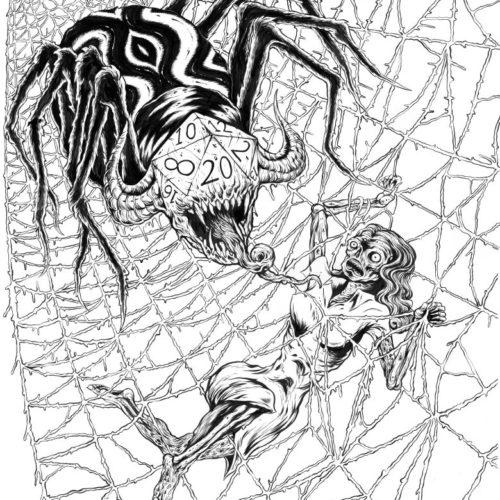 Critical Hit Spider
