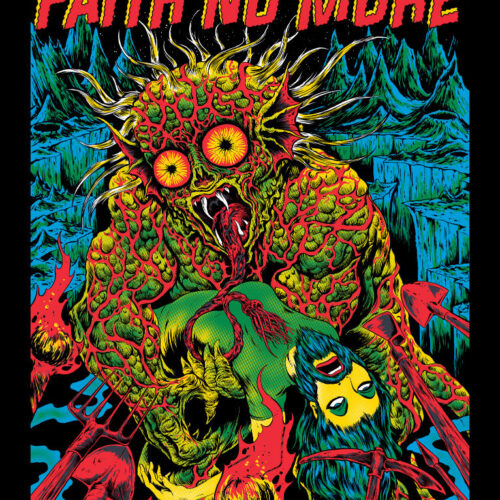 Faith No More Poster
