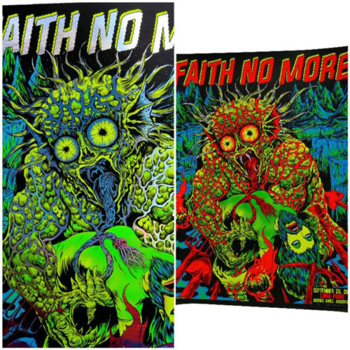 Faith No More Prints