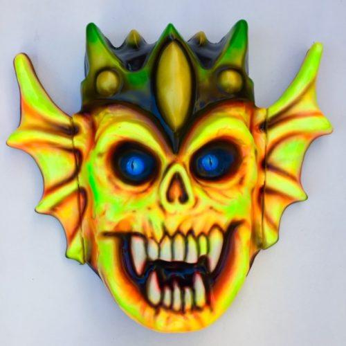 Giant King Satan Mask