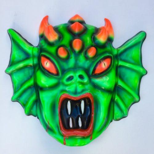 Giant Reptile Mask