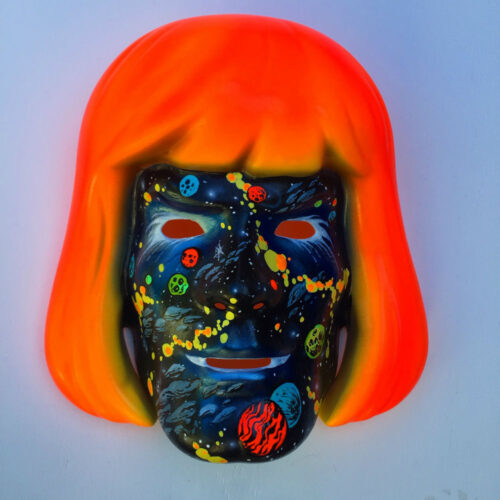 He Man Mask Commission for Mattel