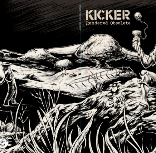 Kicker Album Art