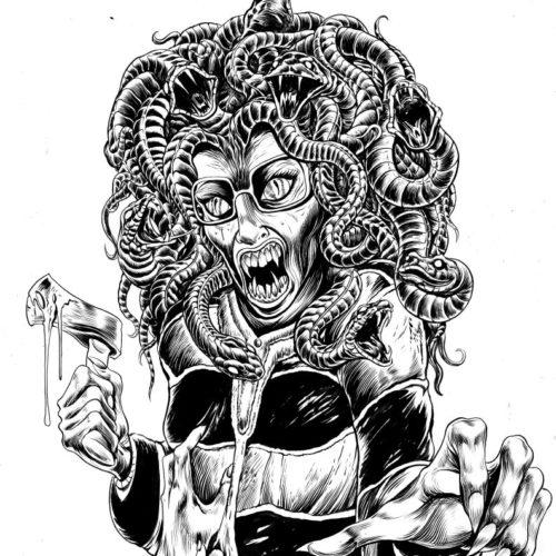 Kicker Medusa