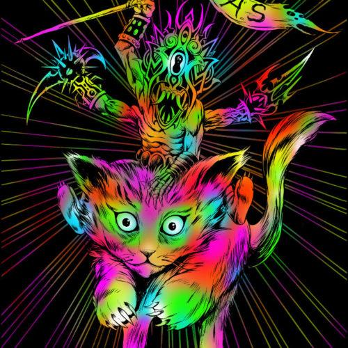 Kitten Rider