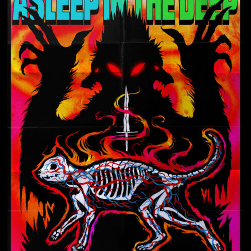 Mastodon Asleep in the Deep Poster