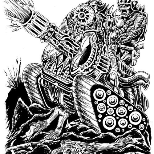 Queue Tank Rider