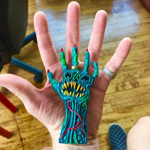 Spirit Claw Hand