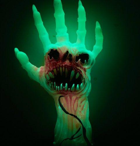 Spirit Claw Resin Hand
