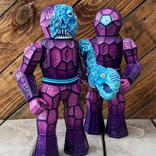 The Infected Inquisitor Collab with Blitzkrieg toys