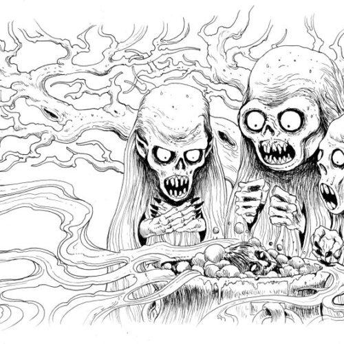The Witches Tribute to John Kenn Mortenson