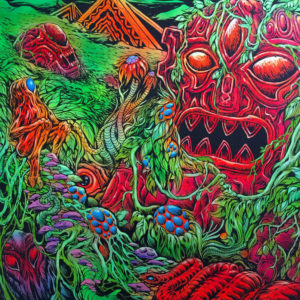 Weed Monster