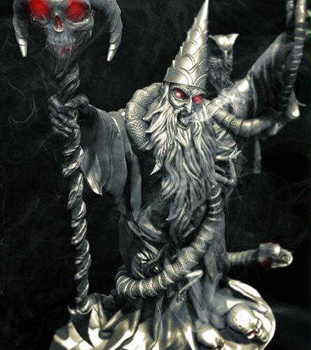 Wizard Digital Sculpt