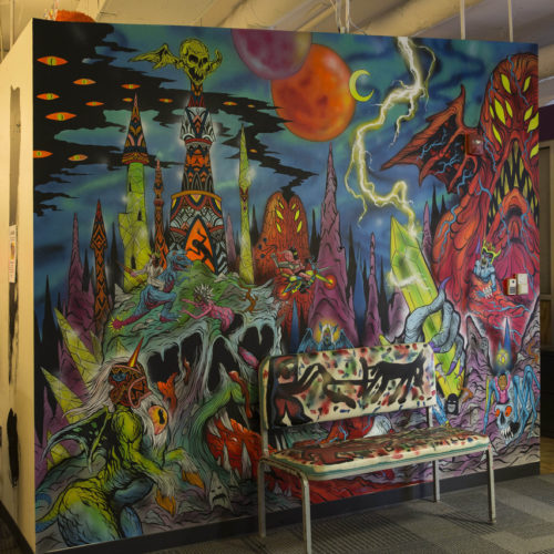 Yup Its Another Really Cool Mural