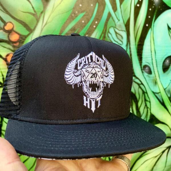 crit hit hat