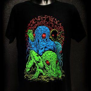 Cthulhoids Tshirt x